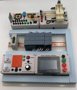 Siemens S7-200 PLC Trainer